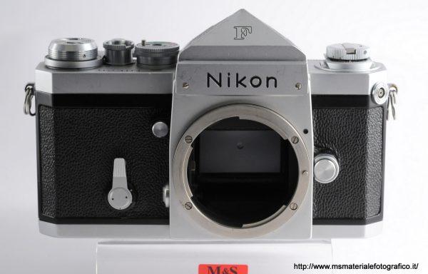 Fotocamera Nikon F Silver