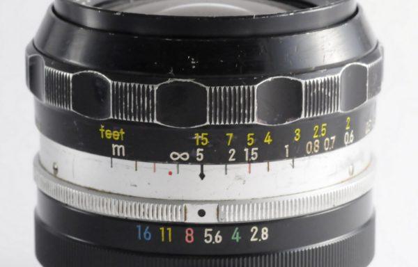 Obiettivo Nikkor-N 24mm f/2,8