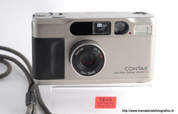 Fotocamera Contax T2