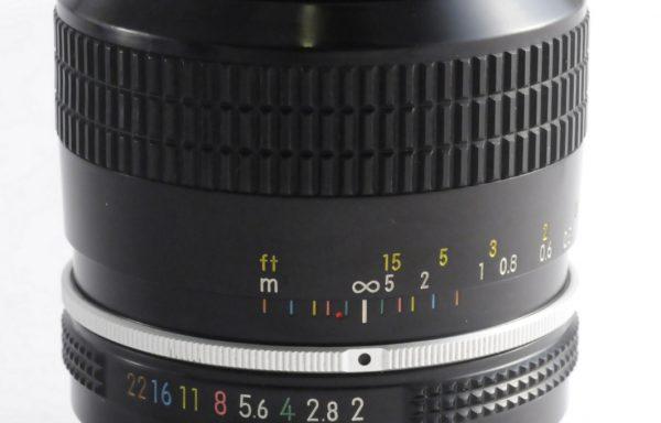 Obiettivo Nikkor K 28mm f/2