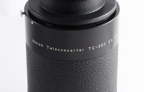 Nikon Teleconverter TC-300 2x