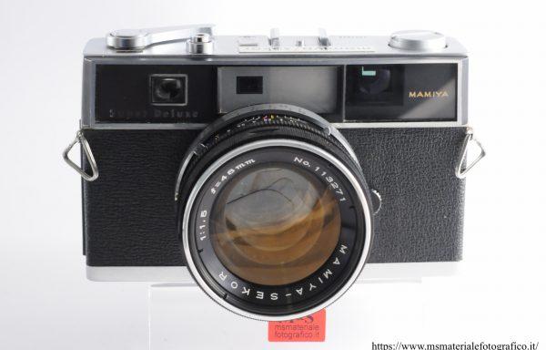 Fotocamera Mamiya Super Deluxe