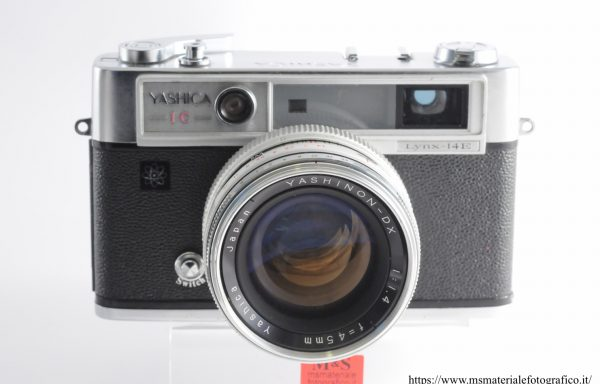 Fotocamera Yashica 1C Lynx 14E