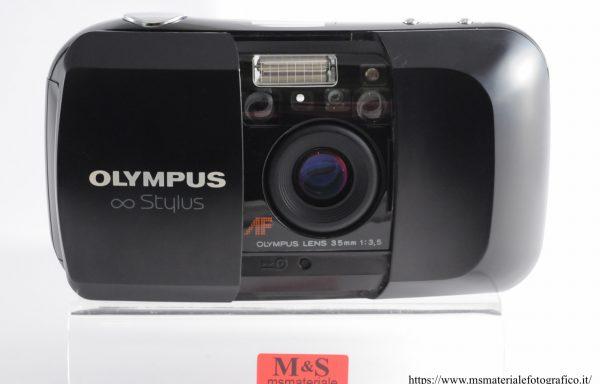 Fotocamera Olympus Stylus Black