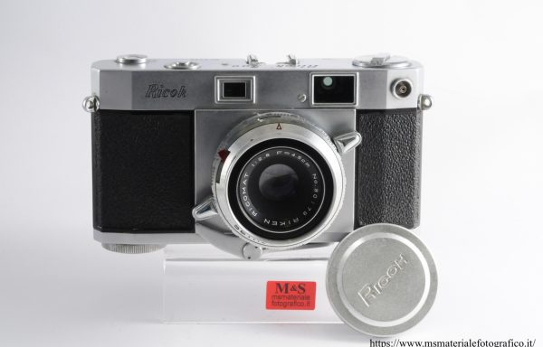 Fotocamera Ricoh 500