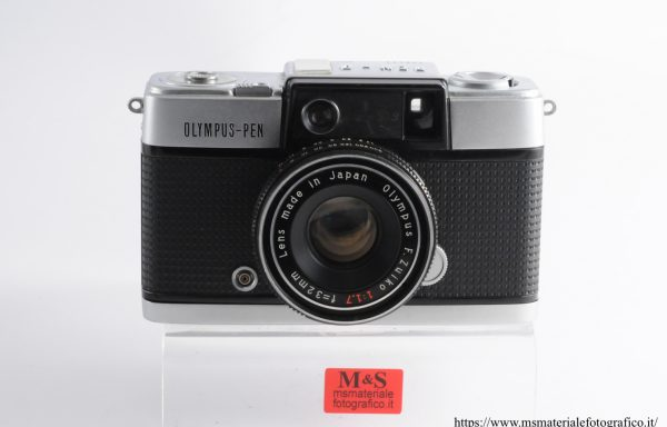 Fotocamera Olympus Pen D3