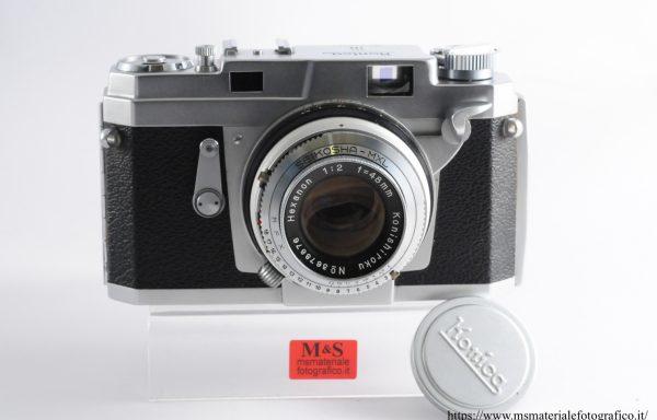 Fotocamera Konica III