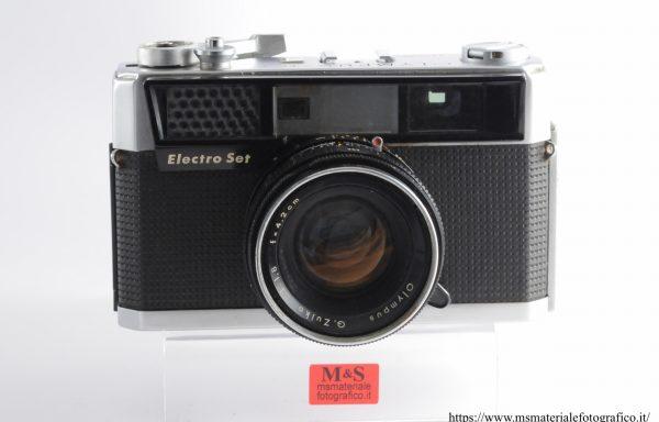 Fotocamera Olympus-S Electro Set