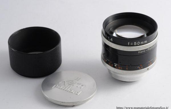 Obiettivo Kern Paillard Switar H16RX 50mm f/1,4