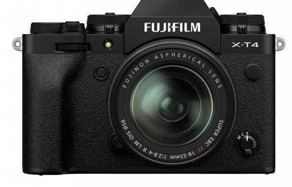 [Promozione NUOVO] Kit Fotocamera Fujifilm X-T4 Black + Obiettivo Fujifilm XF 18-55mm f/2,8-4 R LM OIS