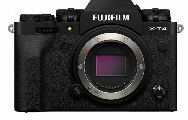 [Promozione NUOVO] Fotocamera Fujifilm X-T4 Black (solo corpo)