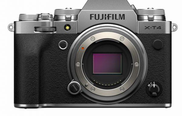 [Promozione NUOVO] Fotocamera Fujifilm X-T4 Silver (solo corpo)