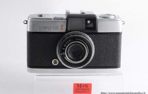 Fotocamera Olympus-Pen S