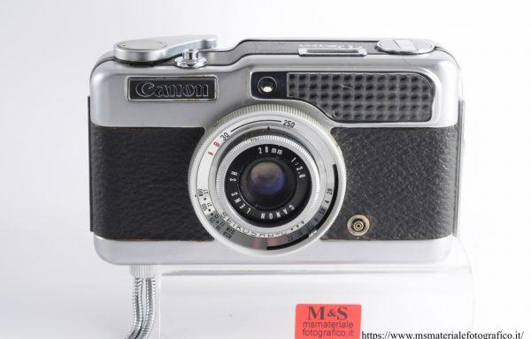 Fotocamera Canon Demi