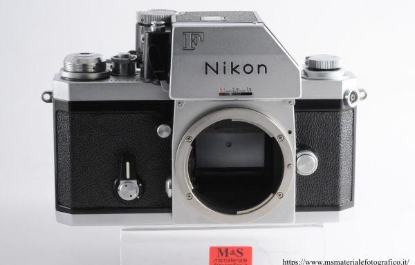 Fotocamera Nikon F Apollo Silver