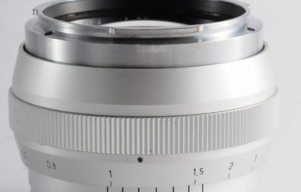 Obiettivo Carl Zeiss Contarex Planar 55mm f/1,4