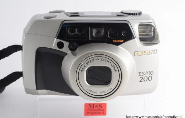 Fotocamera Pentax Espio 200