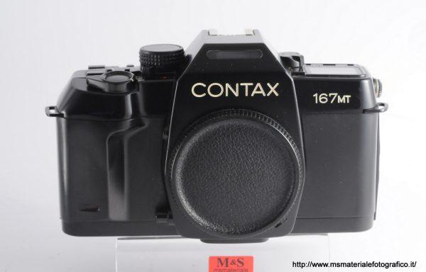 Fotocamera Contax 167MT