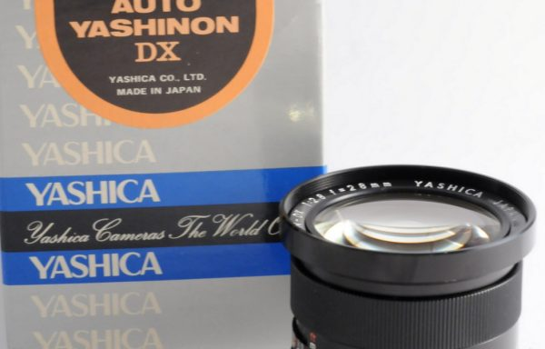 Obiettivo Yashinon-DX 28mm f/2,8 M42