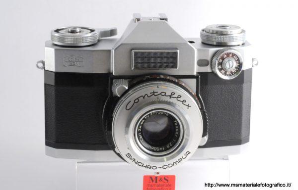 Fotocamera Contaflex