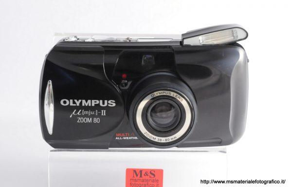 Fotocamera Olympus Mju II Zoom 80