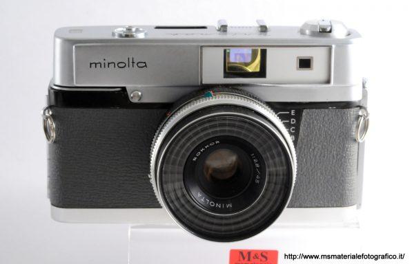 Fotocamera Minolta Uniomat