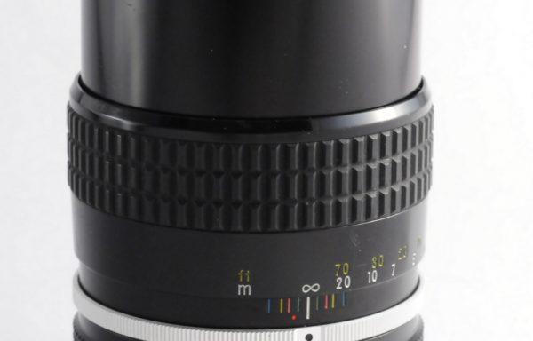 Obiettivo Nikkor AI 135mm f/3,5