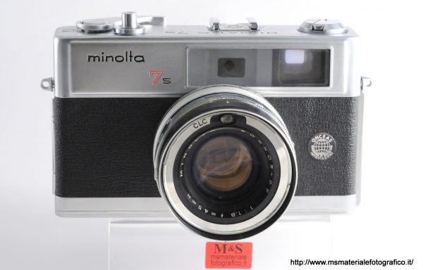 Fotocamera Minolta Hi-Matic 7S