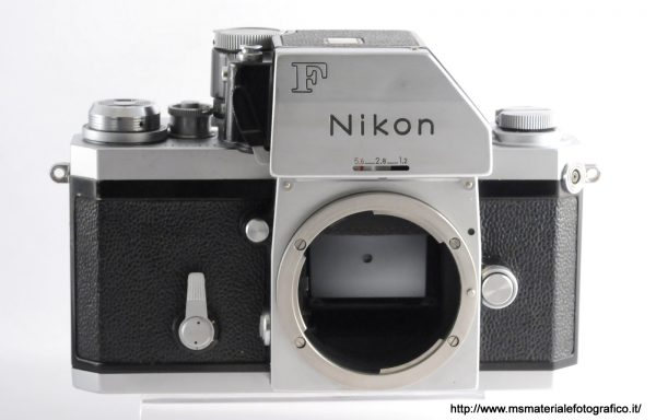 Fotocamera Nikon F Photomic FTN
