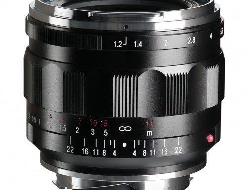 Obiettivo Voigtlander Nokton 35mm f/1,2 III VM