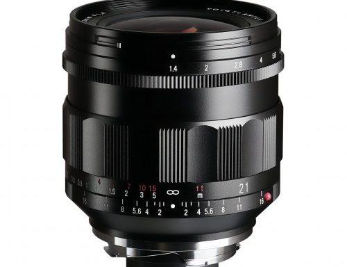 Obiettivo Voigtlander Nokton 21mm f/1,4 VM