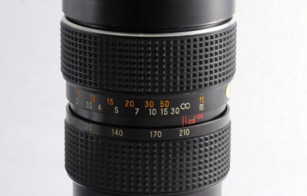 Obiettivo Mamiya-Sekor C 105-210mm f/4,5 per Mamiya 645