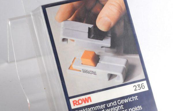 Pinze Rowi per pellicola con peso