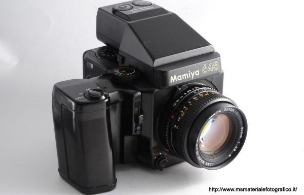 Kit Fotocamera Mamiya 645 Super