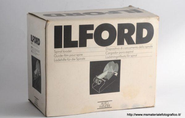 Ilford Spiral Loader