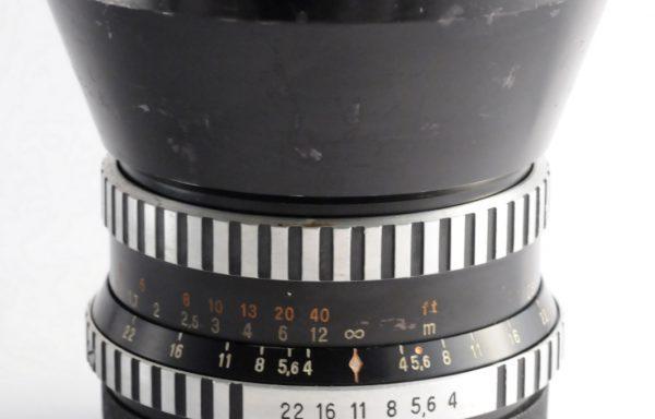Obiettivo Flektogon 50mm f/4 per Pentacon