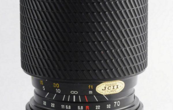 Obiettivo Tokina SD 70-210mm f/4-5,6 per Minolta MD