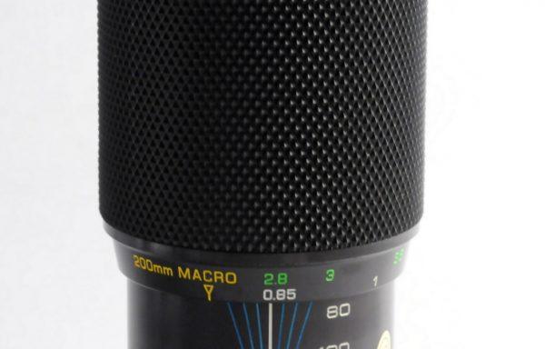 Obiettivo MC Soligor 80-200mm f/4,5 M42