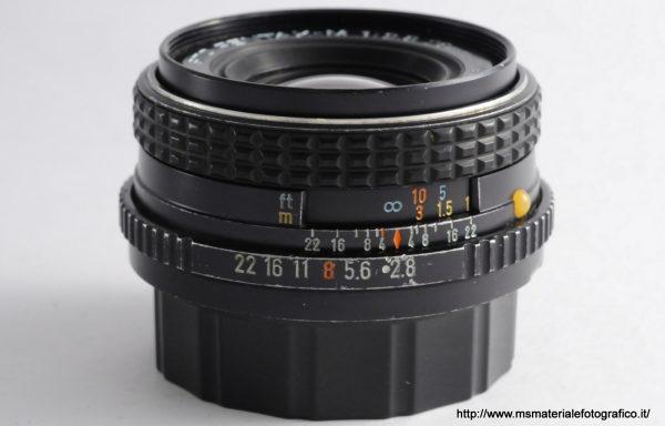 Obiettivo SMC Pentax-M 28mm f/2,8