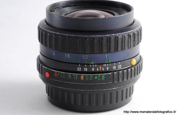 Obiettivo Takumar-A 28mm f/2,8
