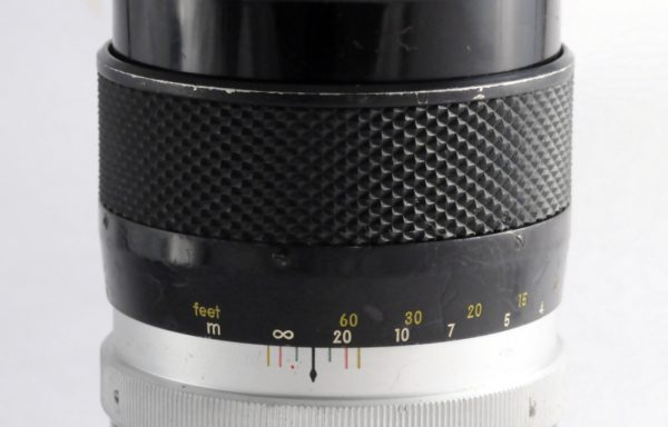 Obiettivo Nikkor-Q 135mm f/2,8 AI-Factory