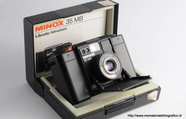 Fotocamera Minox 35 MB