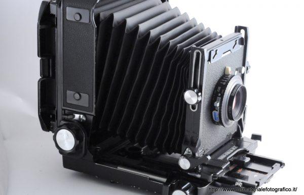 [Promozione] Kit Fotocamera folding Toyo 45 + Obiettivo Rodenstock Geronar 150mm f/6,3 + Accessori