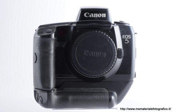 Fotocamera Canon EOS 5 + Impugnatura