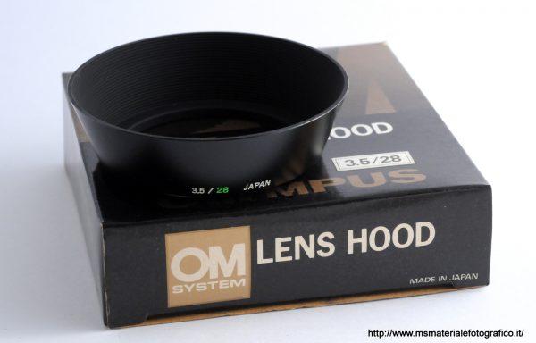 Olympus Lens Hood 28mm f/3,5