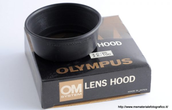 Olympus Lens Hood 85mm f/2 – 100mm f/2,8