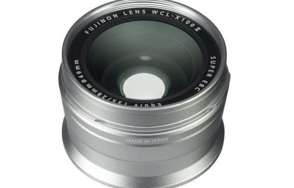 Fujifilm WCL-X100 II Black / Silver (Lente di Conversione Grandangolare)
