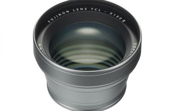 Fujifilm TCL-X100 II Black / Silver (Lente di Conversione Tele)