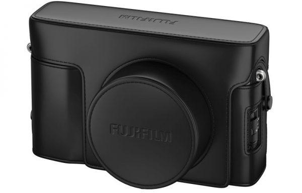 Custodia Fujifilm LC-X100V Black