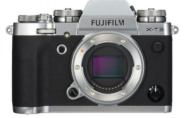 [Promozione NUOVO] Fotocamera Fujifilm X-T3 Silver (solo corpo)